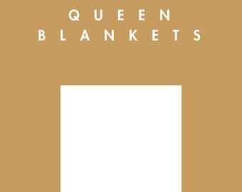 Custom Queen Blanket
