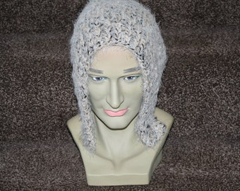 Pixie peak beanie hat