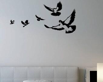 Dove Wall Sticker