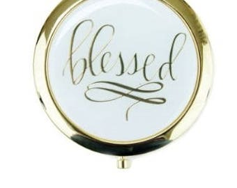 Blessed Compact Mirror