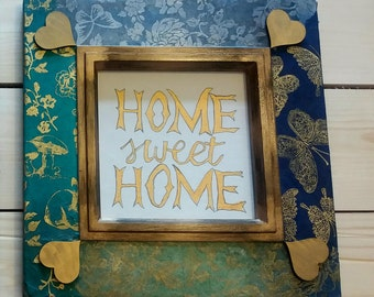 Home decor, decoupage