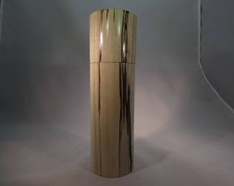 Tall Spalted Maple Box