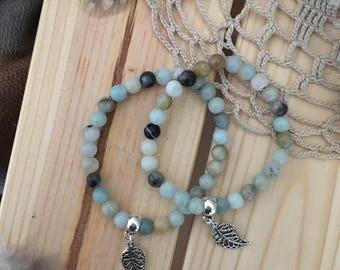 Amazonian beads Bracelet
