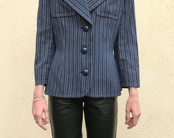 GIVENCHY Vintage years woman suit jacket 80'