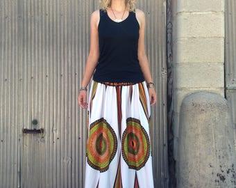 Vintage African Tribal Skirt