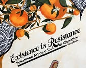 Existence is Resistance: Palestinian Art as a Tool of Liberation