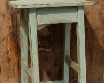 Purely Rustic Stool