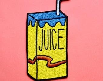 Juice Box Patch