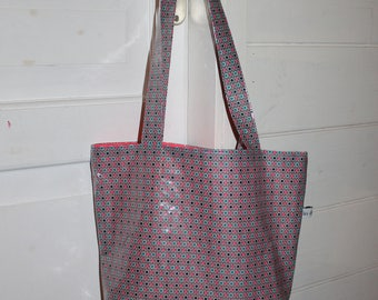 tote bag cotton coated