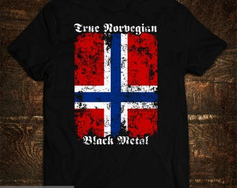 T-shirt True Norvegian Black Metal