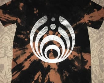 Bassnectar- Anything you feel, I can feel too- Bleached Shirt