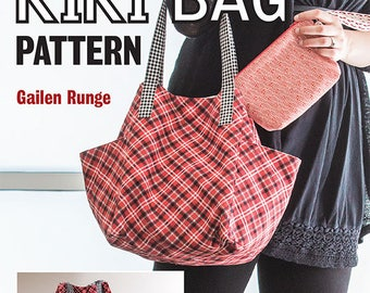 The 3-in-1 Kiki Bag Pattern by Gailen Runge