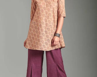 Pearl & Paisley Top  SAM/ST/104 PD