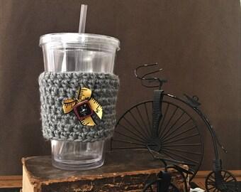 Crochet Cup Cozy Tumbler