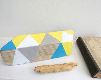 Decorative Driftwood Scandinavian style
