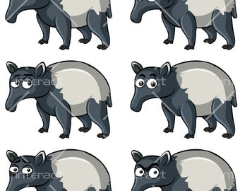 Crazy Tapir Pack