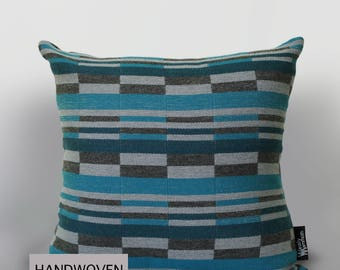 Icelandic Blue Cushion (52x52cm)