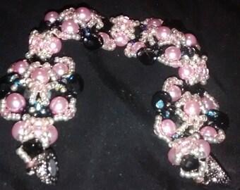 Pink Licorice Bracelet