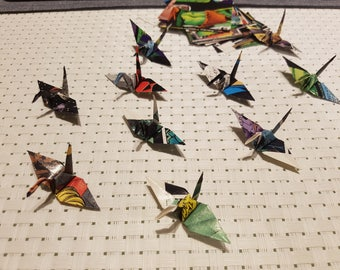 1,000 Novelty Origami Cranes