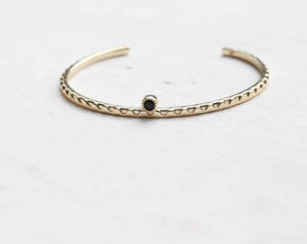 Delicate Bangle - Bangle Bracelet - Gold plated - Silver Bangle - Delicate Bracelet - Minimalist Jewelry