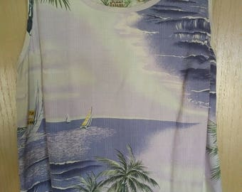 Vintage Tommy Bahama Silk Tank Top