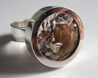Elis Kauppi Kupittaa Kulta, Finland Finland 1950 sterling silver ring