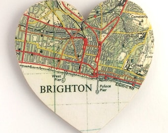 Brighton Love Heart