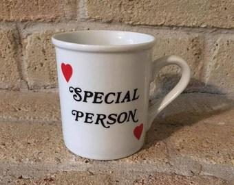 Vintage Special Person Coffee Mug