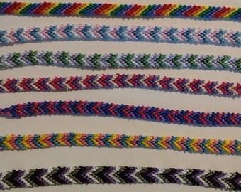 LGBTQ+ Friendship Bracelets
