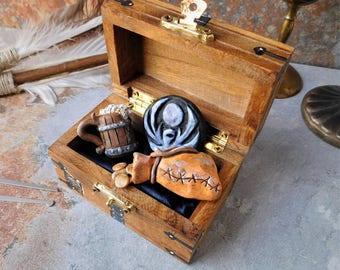 Skyrim-Thieves Guild Treasure Chest