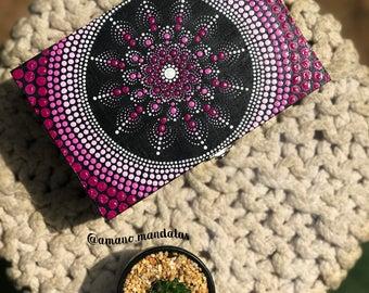 Mandala Jewelry Box