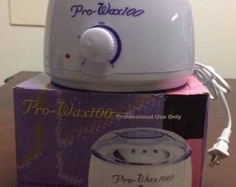 Salon Spa Wax Warmer - Pro Wax 100 Model