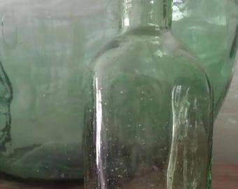 Vintage Hand Blown Bottle