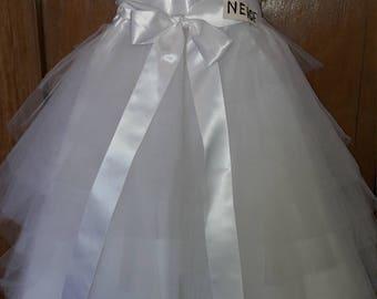 Ceremonial dress - snow