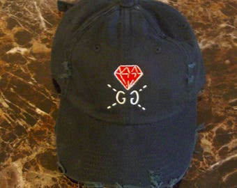 Gucci Gang Diamonds hat