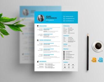 Creative Clean Resume