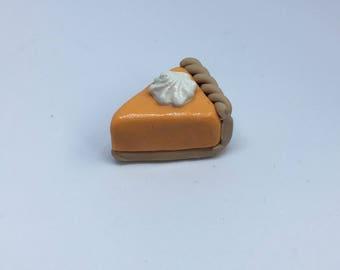 Pumpkin Pie Charm