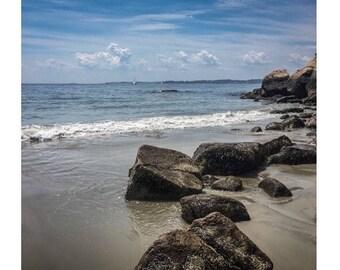 Beach at Endicott, Landscape Photography