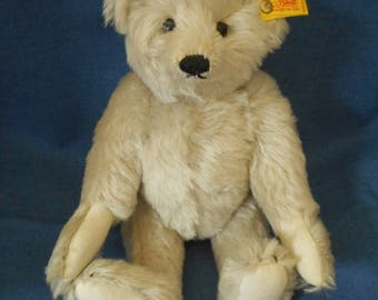 Steiff Giengen 0167/32 Mohair Bear * circa 1985