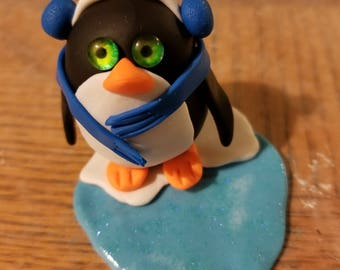 Wintery Penguin