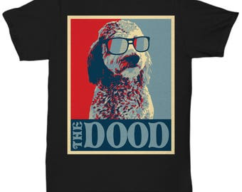 Goldendoodle The Dood Men's T-Shirt