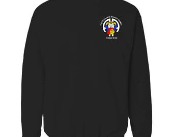 504th Parachute Infantry Regiment Embroidered Sweatshirt-1792