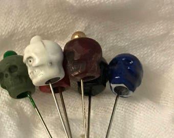 Voodoo Doll pins
