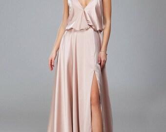 Evening Dress, Prom Dress UNIQUE