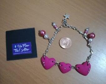 Elegant Fimo Bracelet