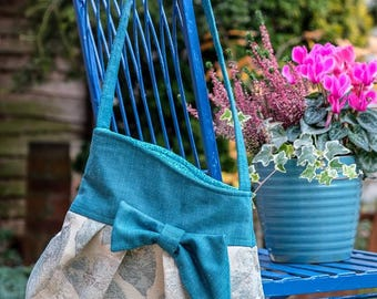Blue Brief Encounter Bag