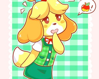 Isabelle Print