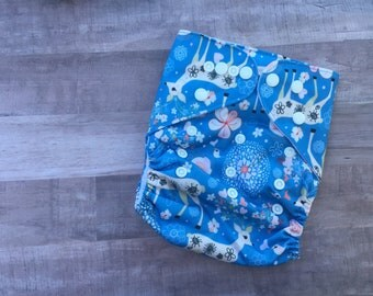 Fawn Pocket Cloth Diaper Set