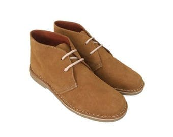 Desert WHISKY suede boots
