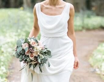 "Tulle Sample ""Merryn"" Wedding Dress"